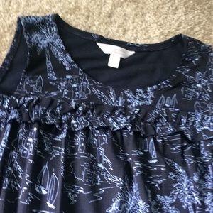 LC Lauren Conrad Dresses - Lauren Conrad cold shoulder dress sz large. NWT